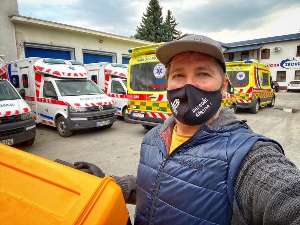Peter Škripko rozpráva o druhej vlne pandémie