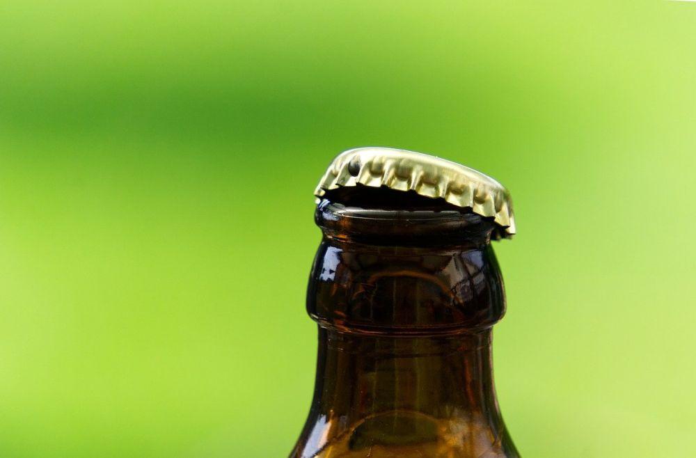 Pivo - fľaša do súťaže