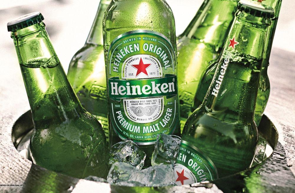 Najpredávanejšie pivá sveta - Heineken