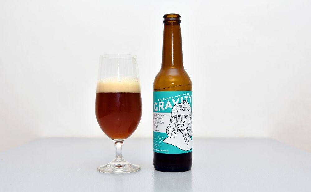 Atomic Brewery - Gravity