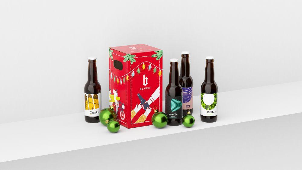 Berhet- Vianočné pivá