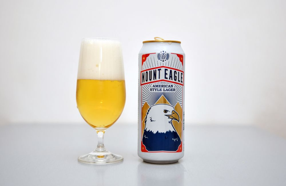 Mount Eagle – American Style Lager