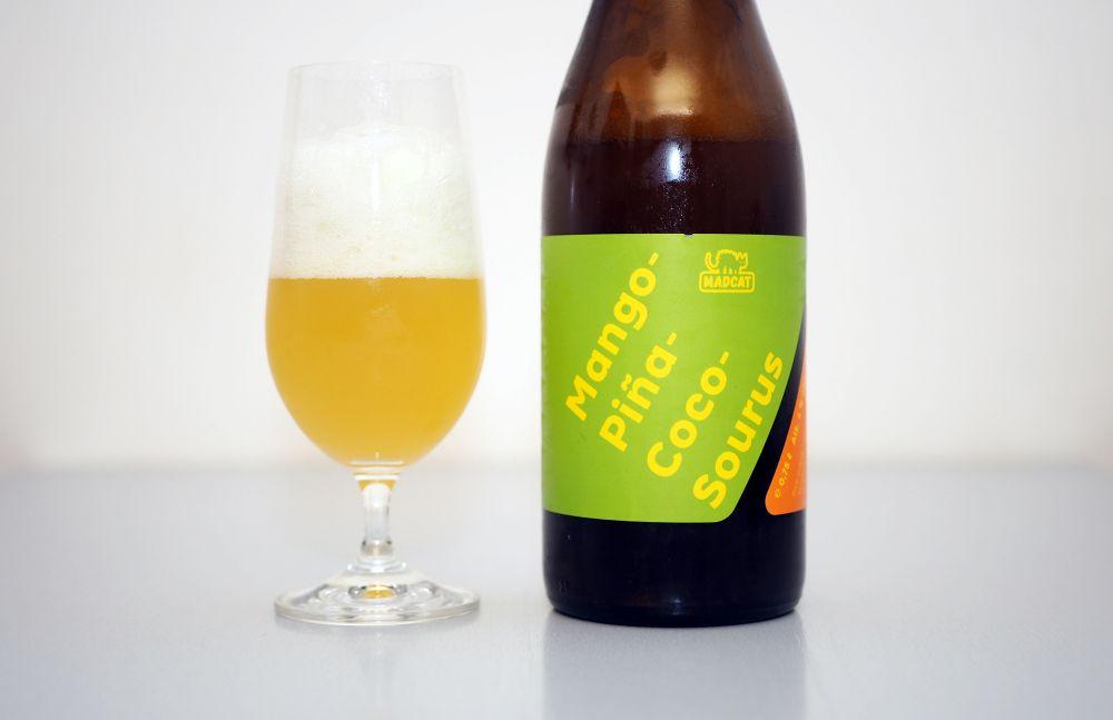 MadCat Mango-Piňa-Coco Sourus
