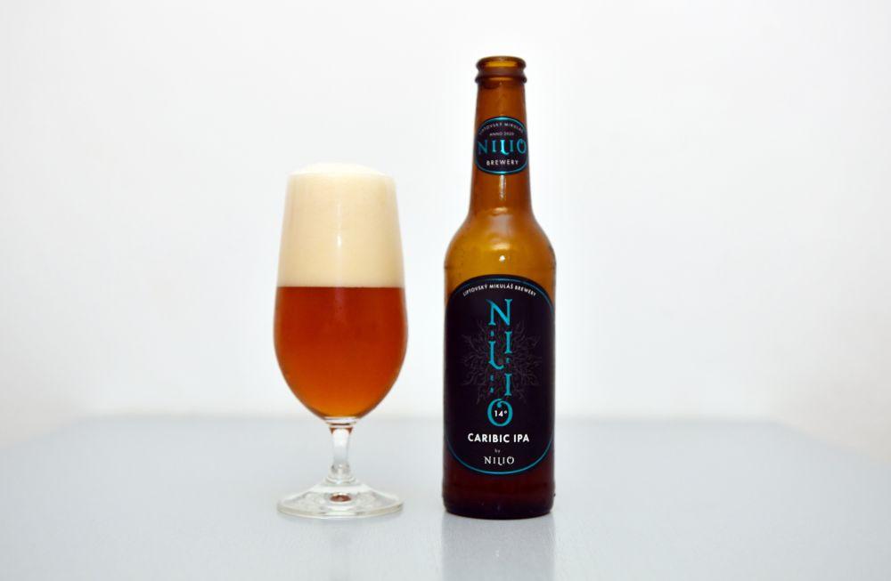 Nilio Brewery - Caribic IPA