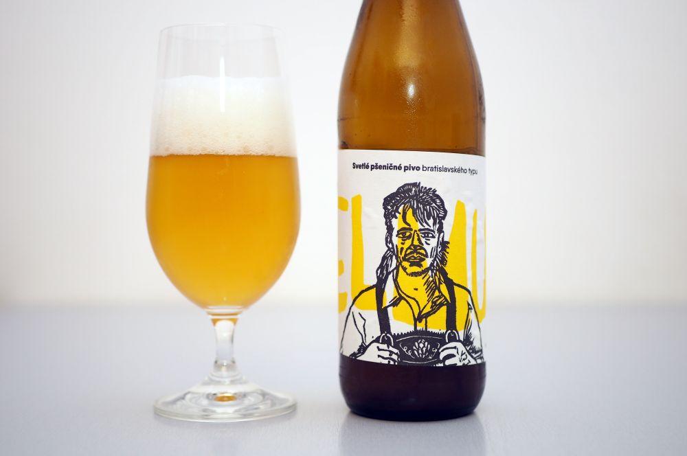 Helmut – Svetlé pšeničné pivo bratislavského typu