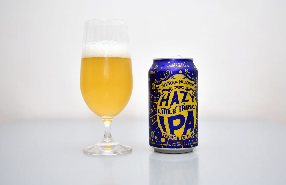 Hazy Little Thing - IPA Session Edition