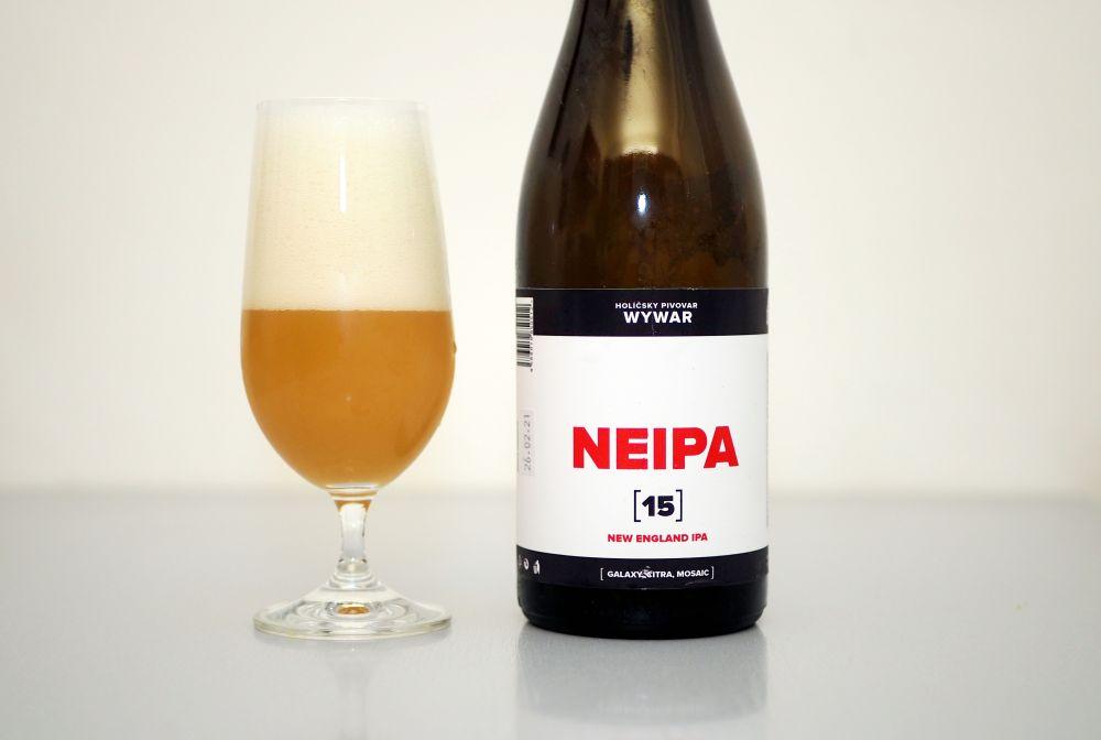 Holíčsky pivovar Wywar - NEIPA 15
