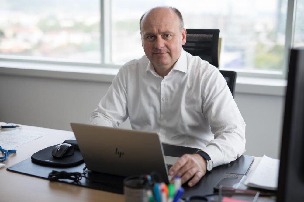 Martin Grygařík, obchodný riaditeľ Plzeňského Prazdroja Slovensko.