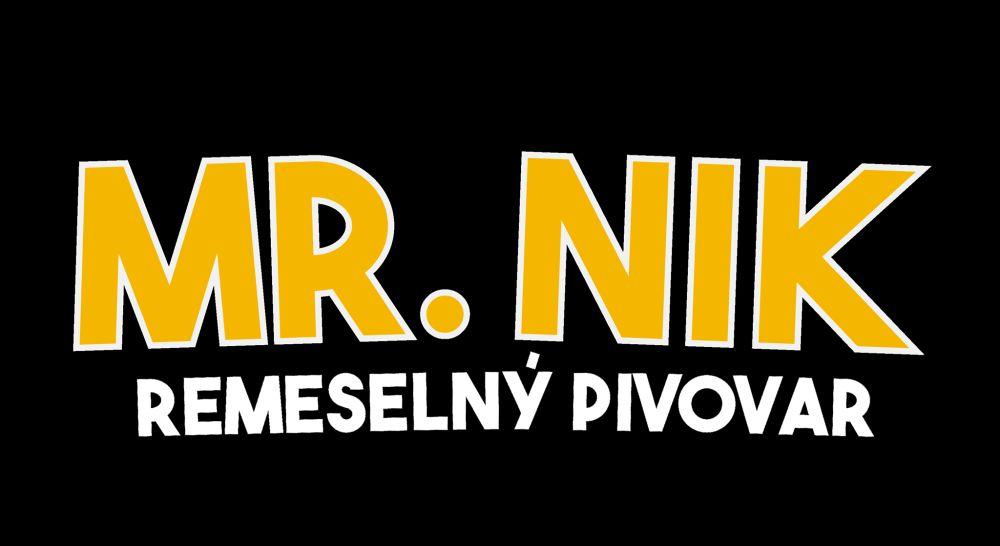 Logo - Mr.Nik
