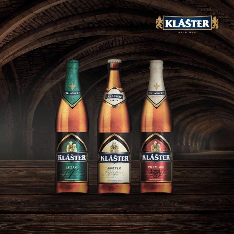 Pivovar Klášter - pivo