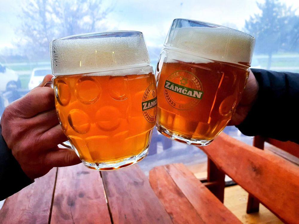 Zámčan - pivo ale