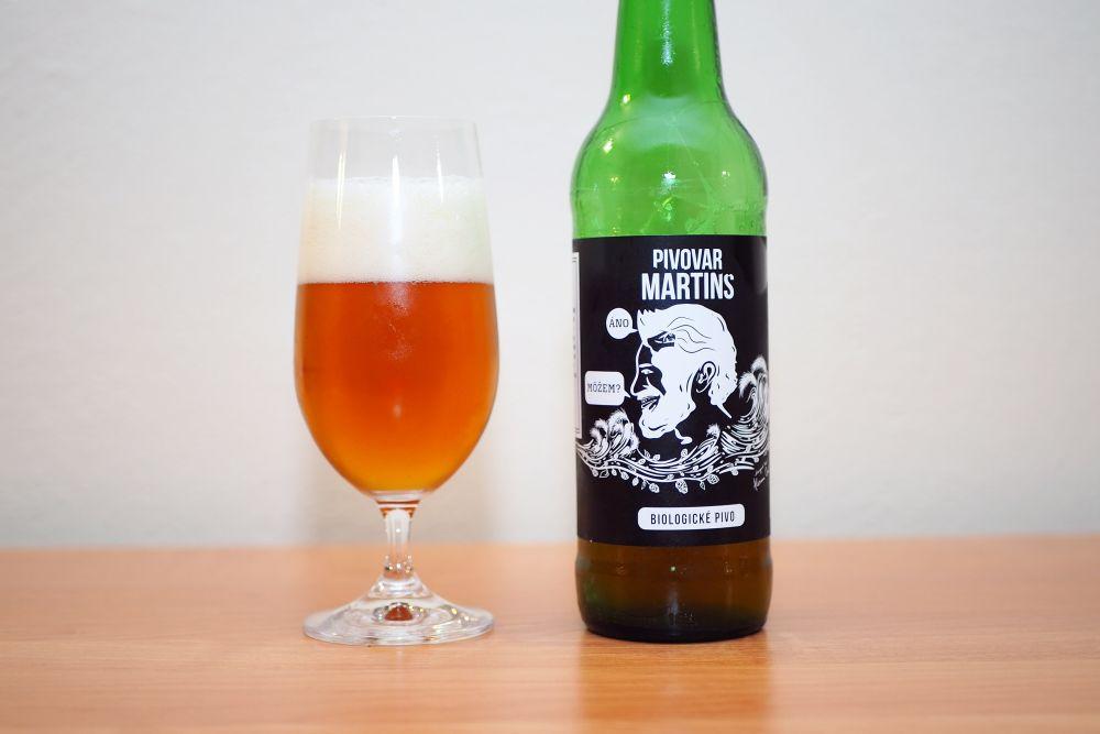 Martins - Výčapné svetlé pivo