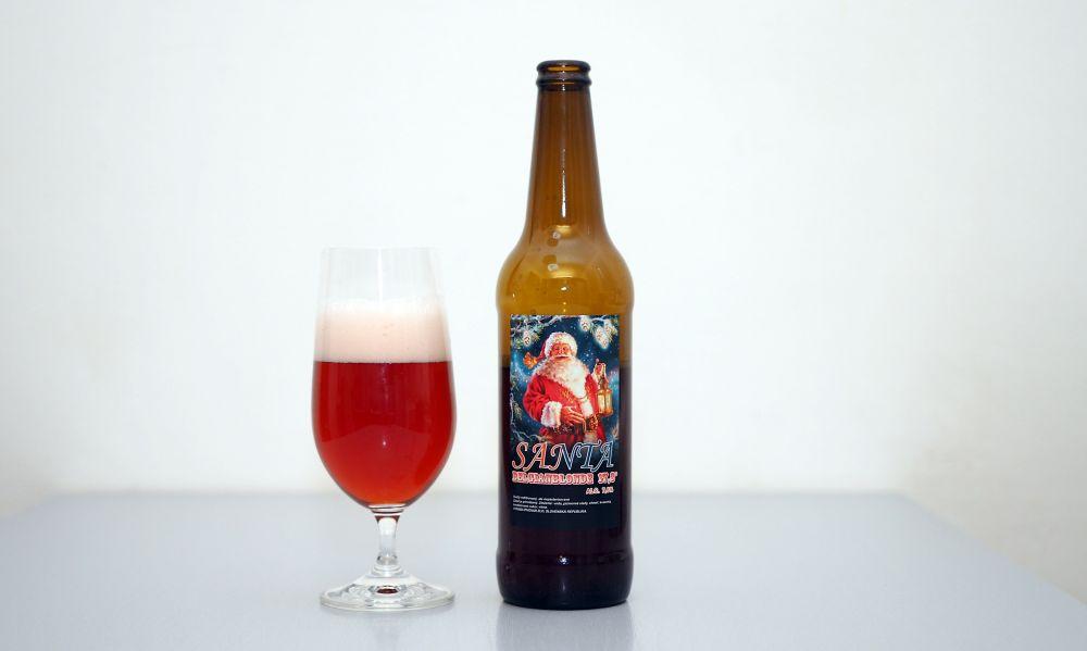 Pivovar ZLO - Santa