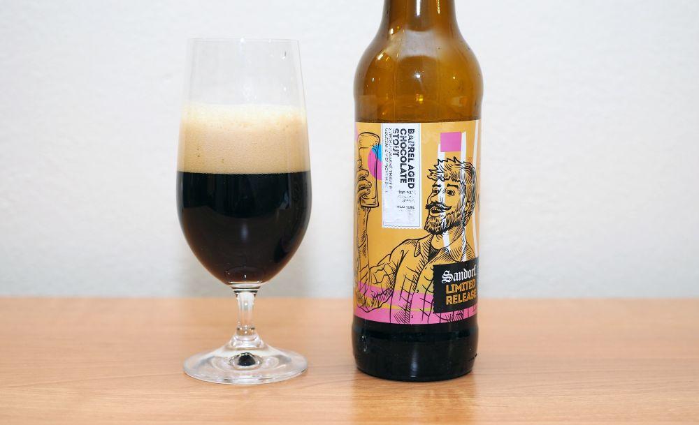 Sandorf - Barrel Aged Chocolate Stout