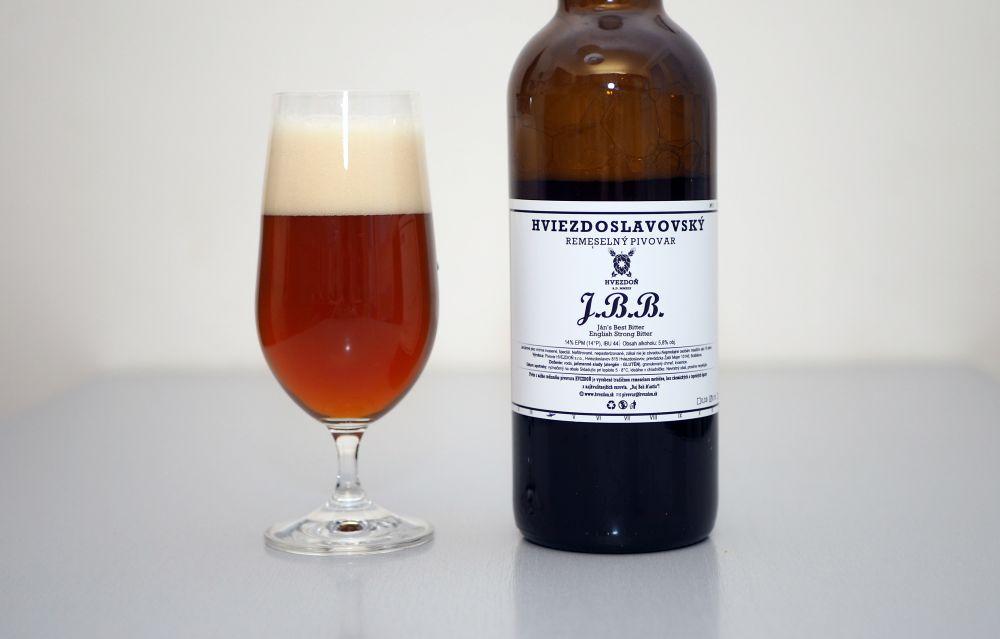 Hvezdoň - J.B.B. Ján's Best Bitter ESB