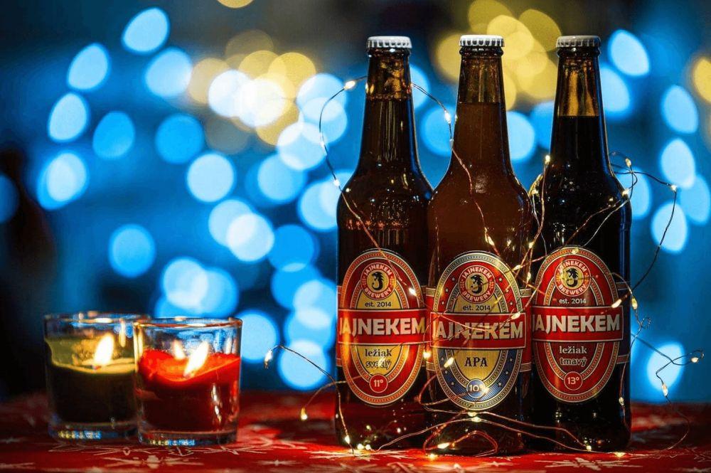 Jajnekem Brewery - pivo