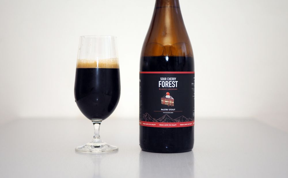 Šilker's Brewery - Sour Cherry Forest