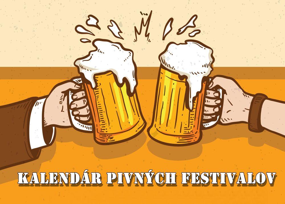 Kalendár festivalov