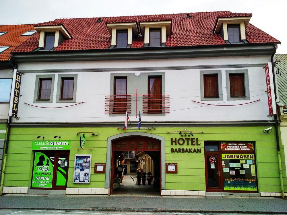 Hotel Barbakan