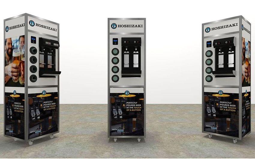 Pivný automat