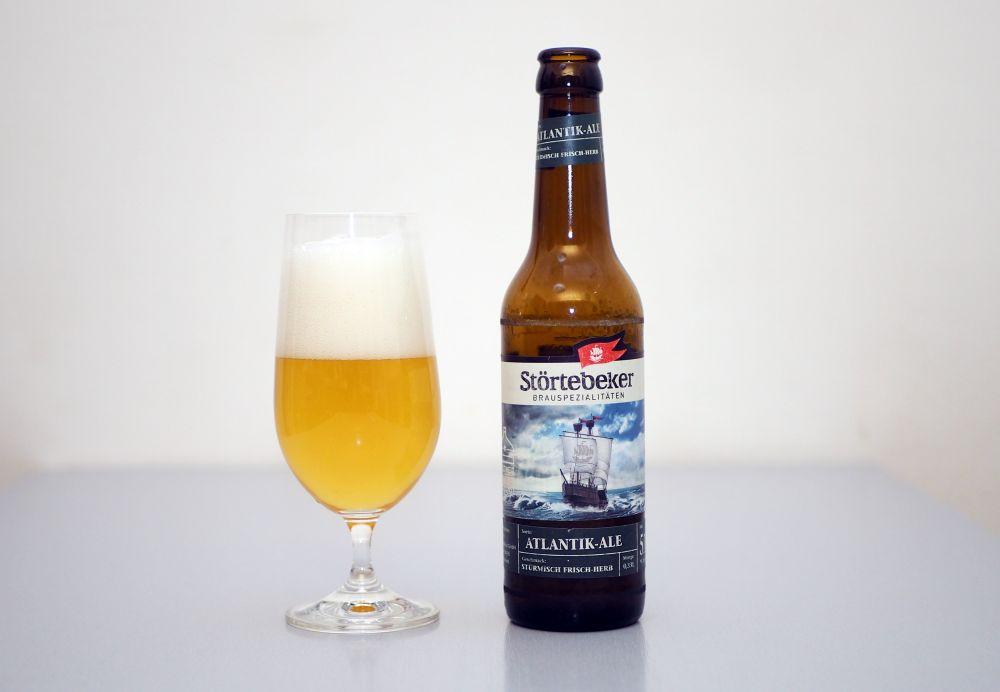 Stortebeker Braumanufaktur - Atlantik Ale