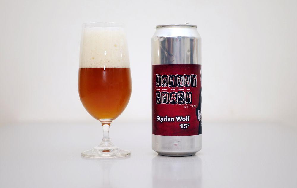 Voodoo Craft Brewery - Johny Smash