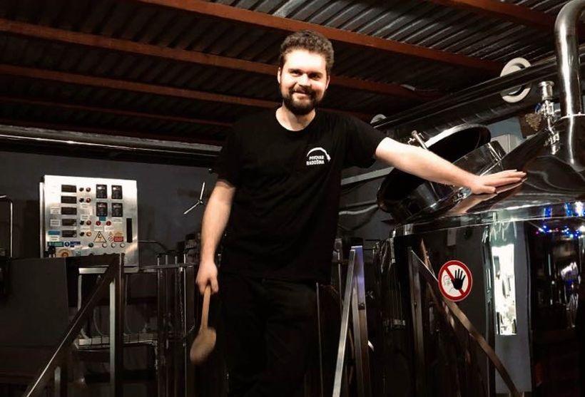 Radošina - Tomáš Antalík