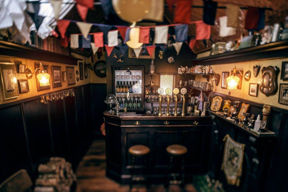 predaj piva - Tiny Pub
