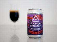Axiom Brewery - Evening Sea tit