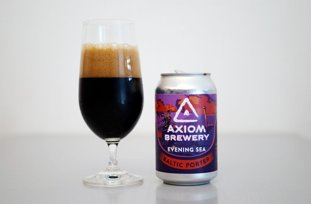 Axiom Brewery - Evening Sea