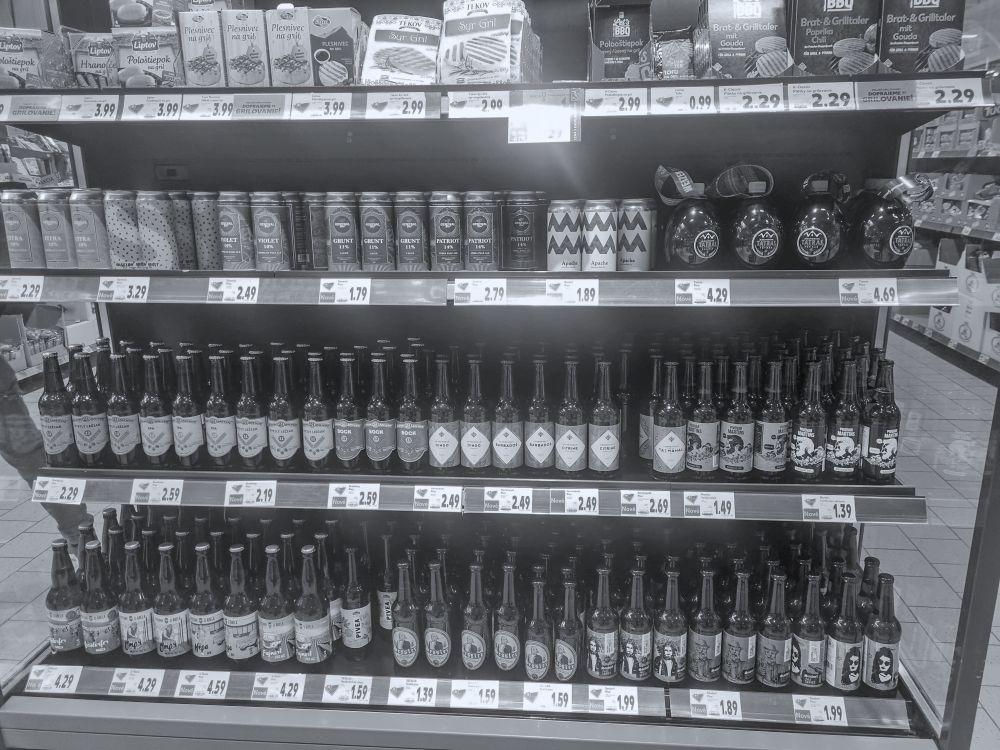 Pivá v Kauflande