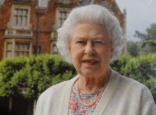 Britská kráľovná Alžbeta II