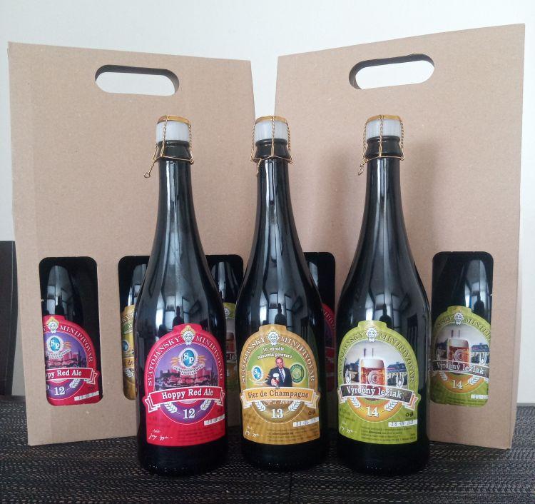 Svätojánsky pivovar - Výročné pivá