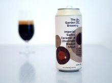The Garden Brewery - Imperial Salted Caramel & Chocolate Biscuit Stout tit