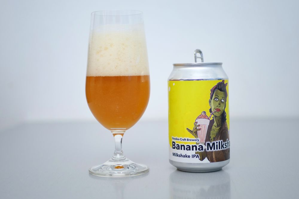 Voodoo Craft Brewery - Banana Milkshake