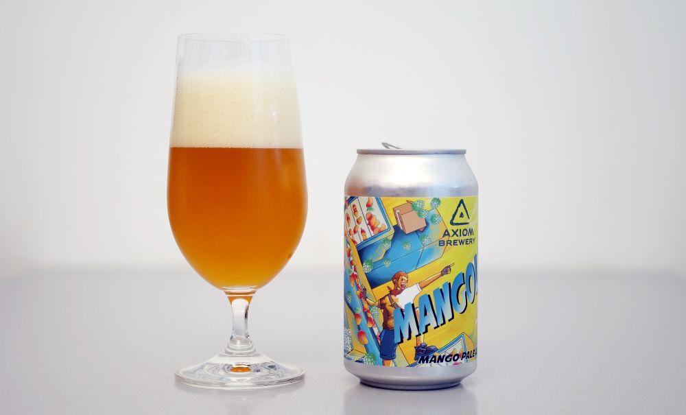 Axiom Brewery - Mangolada
