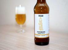Franz - Kvetinkové – Summer Ale tit