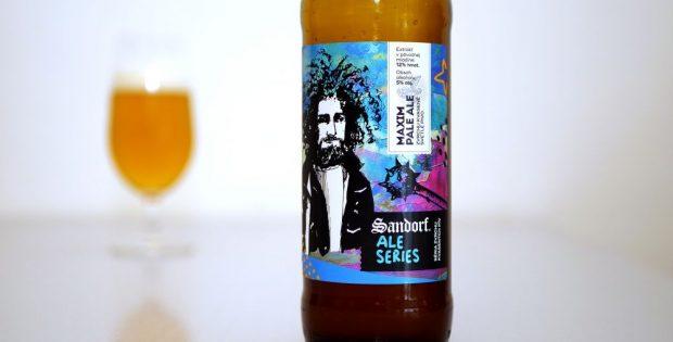 Sandorf - Maxim Pale Ale tit