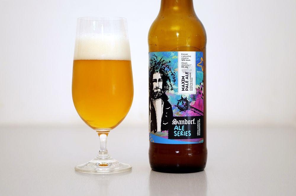 Sandorf - Maxim Pale Ale