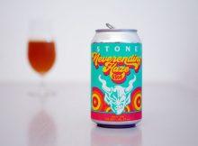 Stone Brewing- Nevererding Hazy IPA tit