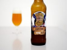 Dunajský pivovar - Kapitán tit