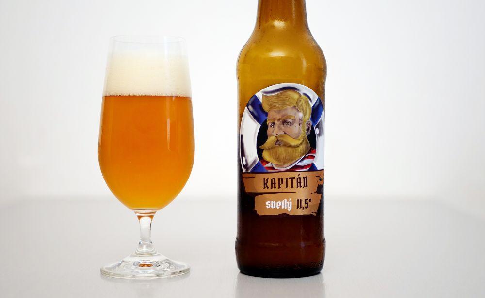 Dunajský pivovar - Kapitán