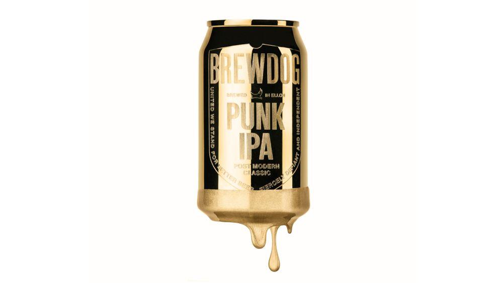Gold BrewDog