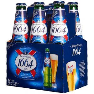Pivo v Európe - 1664