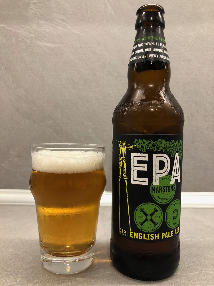 Marston's EPA