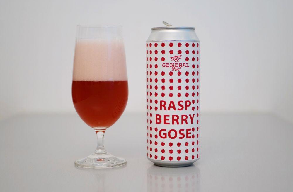 General - Raspberry Gose